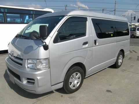 Fuji Bus Sales Co., Ltd.  CBA-TRH219W