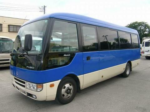 Fuji Bus Sales Co., Ltd.  PDG-BE64DG
