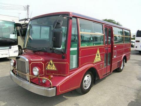Fuji Bus Sales Co., Ltd.  U-BW40