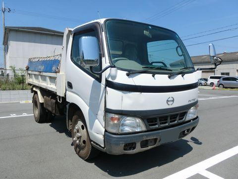 Truck Japan ( Hot Garage )   KK-XZU322T